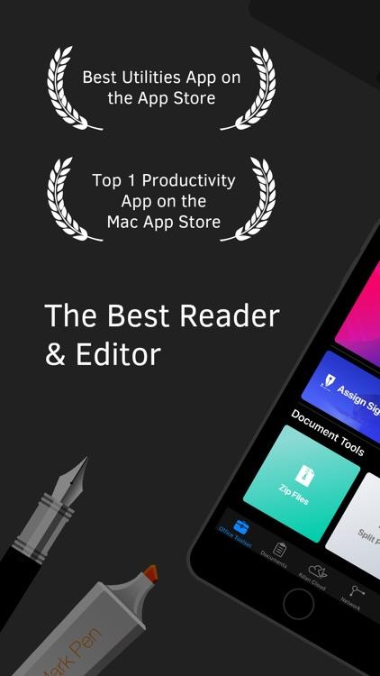 PDF Reader-Expert PDF Editor screenshot-0