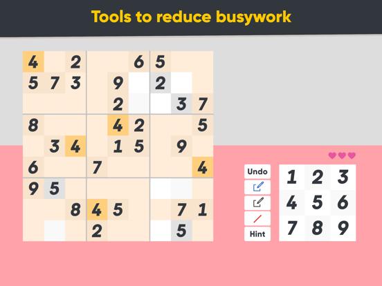 Good Sudoku by Zach Gage screenshot 10