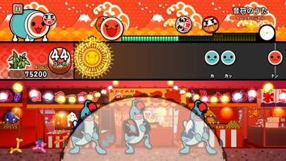 Taiko no Tatsujin Pop Tap Beat screenshot 3