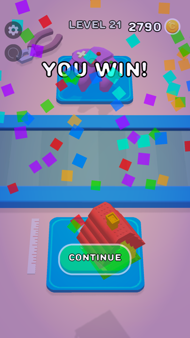 Robosort screenshot 3