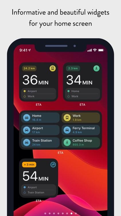 ETA - Live Traffic Alert screenshot-0