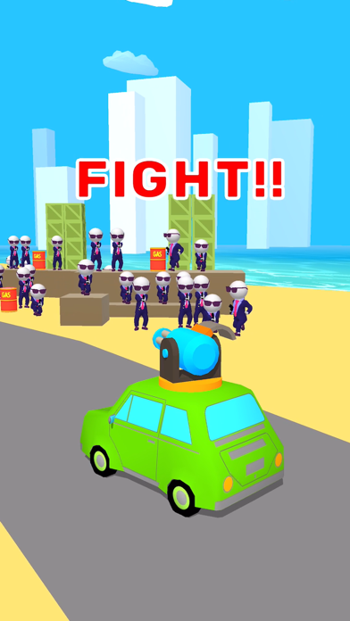 Hit & Rush! screenshot 3