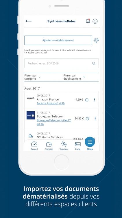 Banque Tarneaud pour iPhone screenshot-6