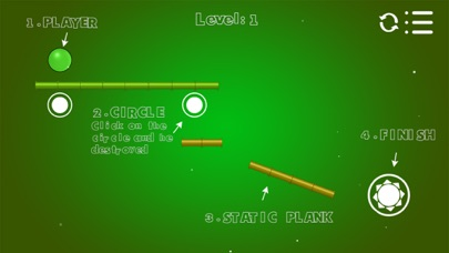 Bamboo dribble screenshot 3