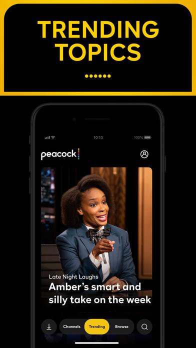 Peacock TV Screenshot