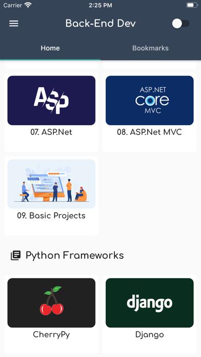 Learn Back-End Development Pro