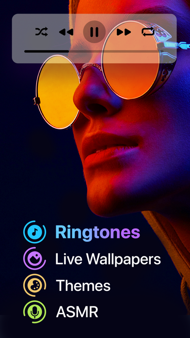 cancel Ringtones for iPhone! app subscription image 1