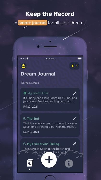 Nox - AI Powered Dream Journal screenshot-4
