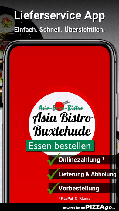 Asia Euro Bistro Buxtehude screenshot 1