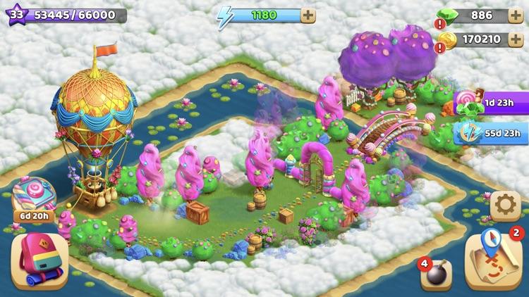 Funky Bay – Farm & Adventure screenshot-5