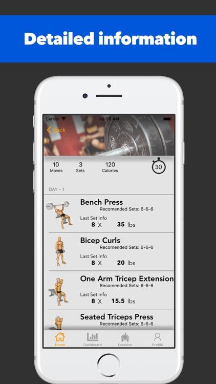 Fitzy: Best Workout App screenshot-8