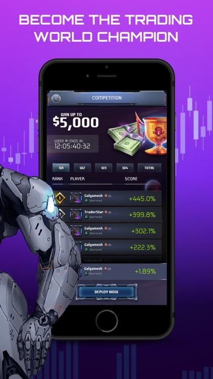 Botwars: Crypto Trading Game screenshot-8