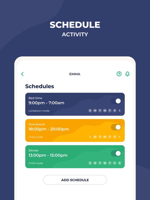 Parental Control App - Kidslox screenshot
