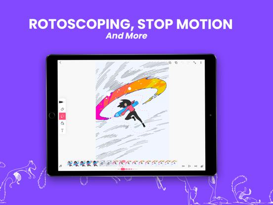 iPad Image of FlipaClip: Create 2D Animation