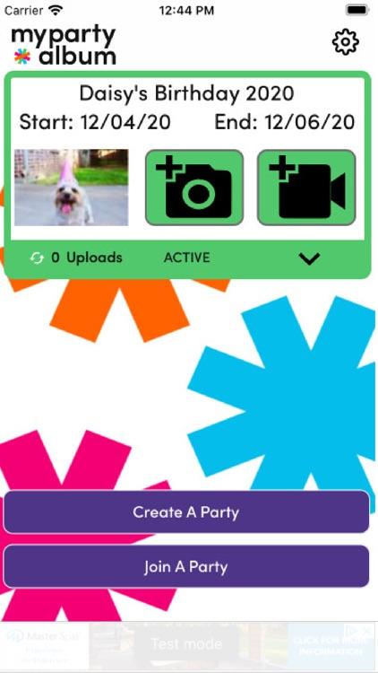 My Party Album screenshot-4