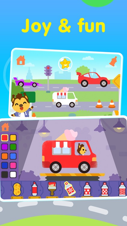 Toddler Games for 3+ years old screenshot-4