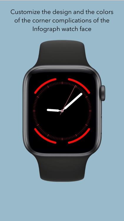 Bezels - personal watch faces screenshot-5