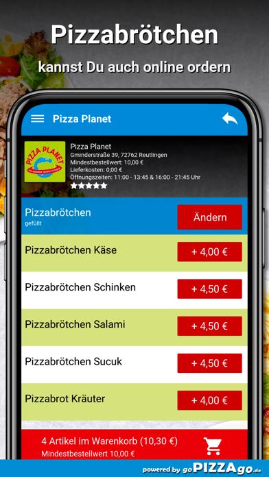 Pizza Planet Lieferservice screenshot 5
