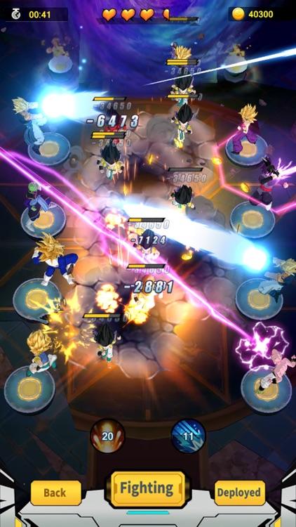 Super Z Warriors screenshot-7