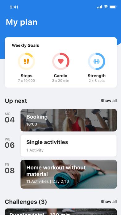 Bombshell Fitness screenshot 1