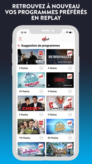 NRJ Play, en direct & replay