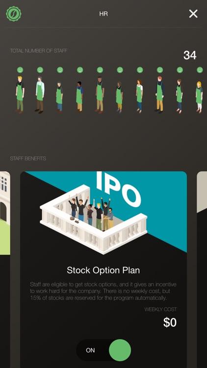 Coffee Inc: Business Tycoon screenshot-9