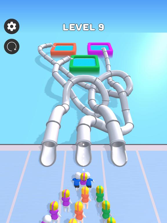 Aquapark Sort screenshot 5