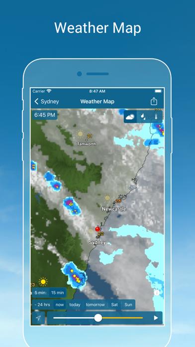 Weather & Radarのおすすめ画像2