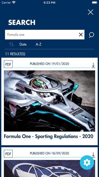 FIA Sport