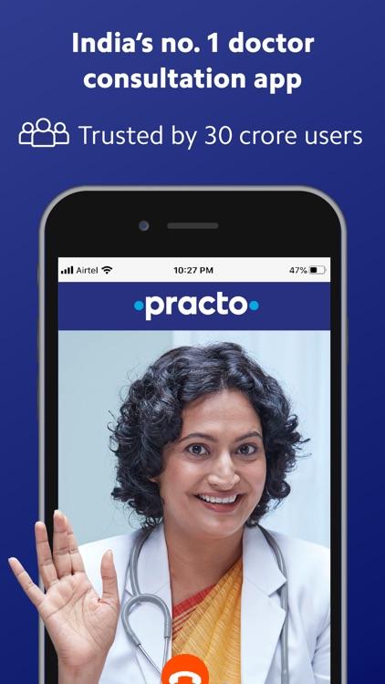 Practo - Consult Doctor Online screenshot-0