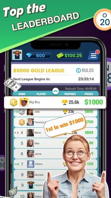 The Queen's Bingo: Cash Prizes screenshot-4