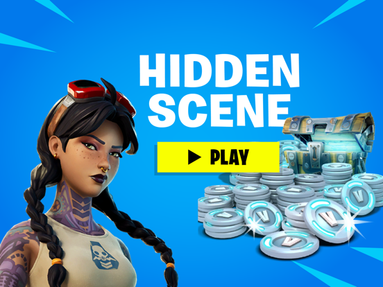 Hidden Scene For Fortnite Jig screenshot 11
