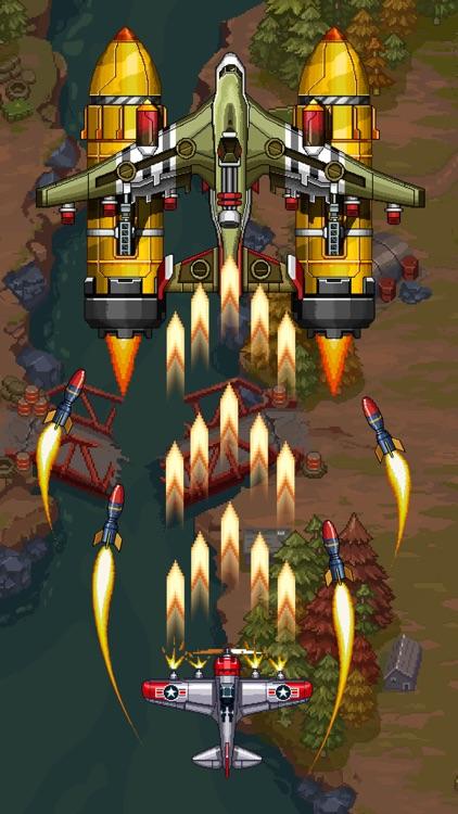 1945 - Airplane shooting games