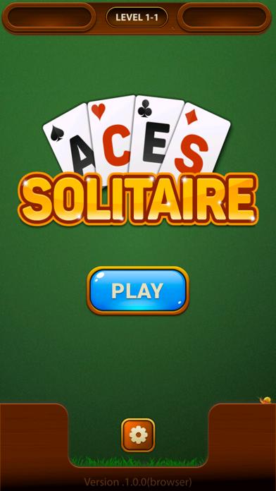 Aces Solitaire screenshot 2