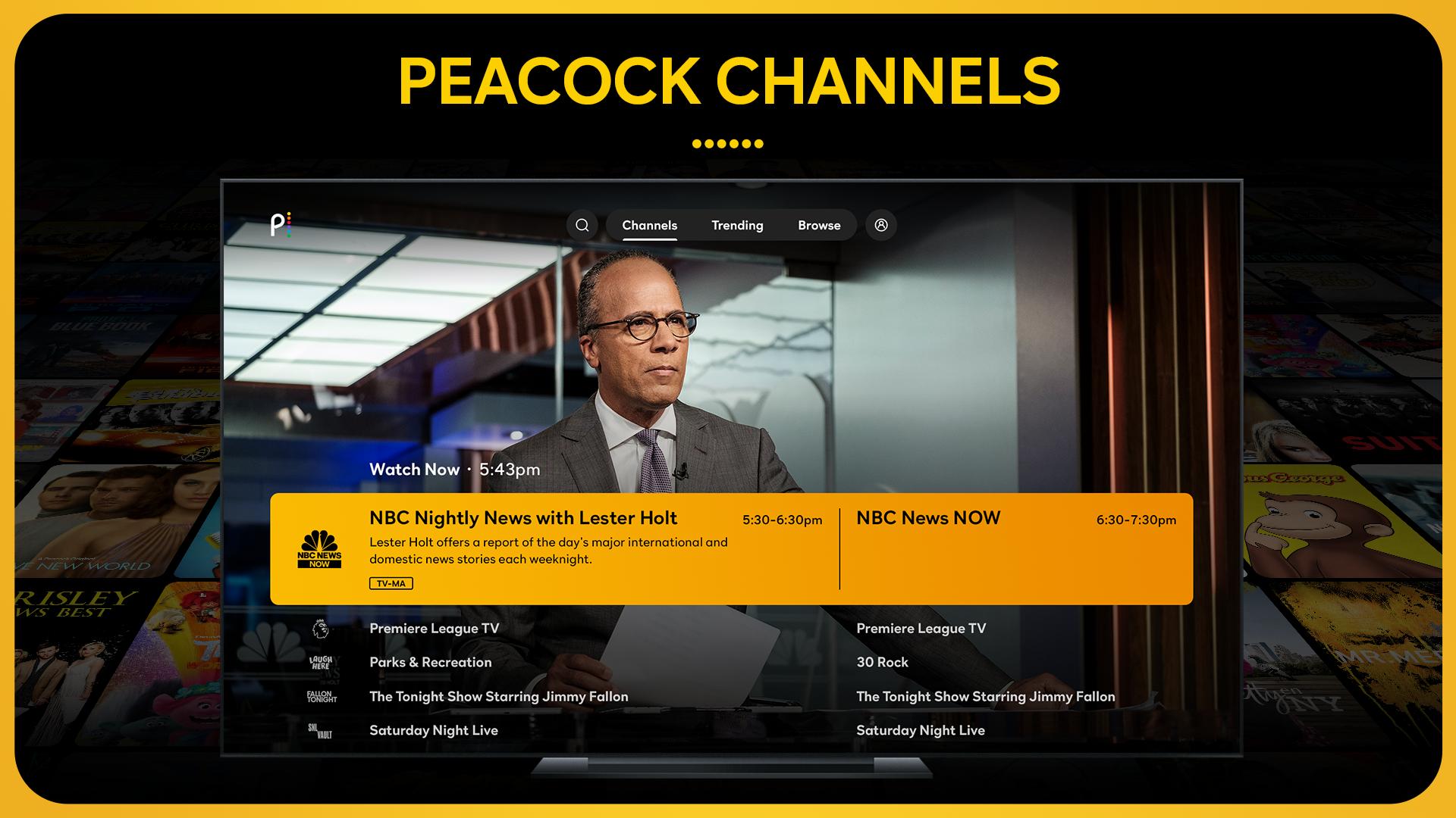 Peacock TV: Stream TV & Movies screenshot 24