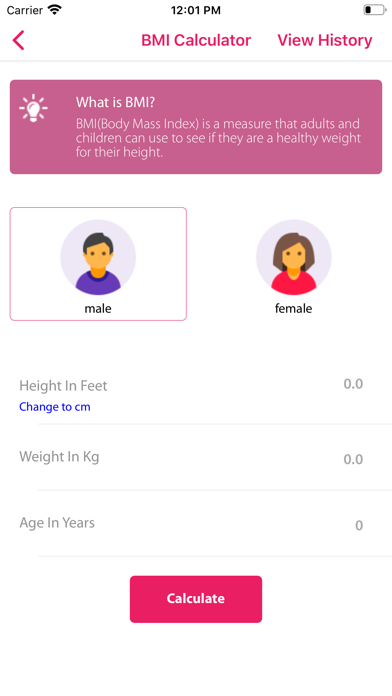 XTrim Fitness Care screenshot 2