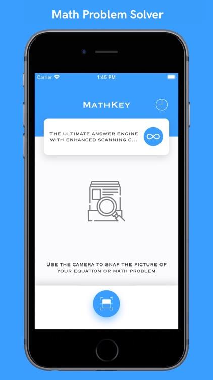 MathKey - Math Problem Solver screenshot-3