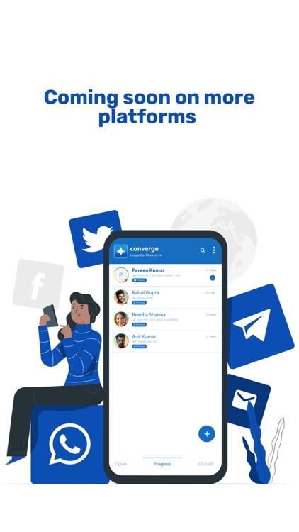 Converge Chat screenshot-4