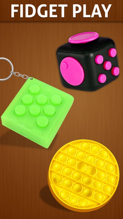 Fidget Box 3D Antistress Toys screenshot 1