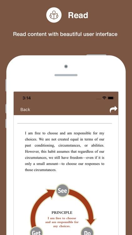 Habit 1: Be Proactive ( Video) screenshot-3