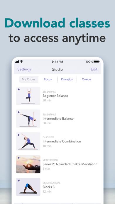 Yoga Studio: Poses & Classesのおすすめ画像8