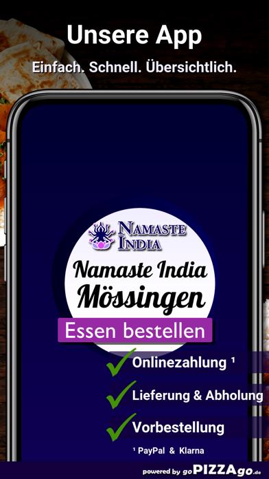 Namaste India Mössingen screenshot 1