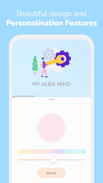 Alba Mind: Calm your worries screenshot-6