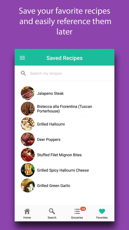 BBQ & Cookout Recipes screenshot-5
