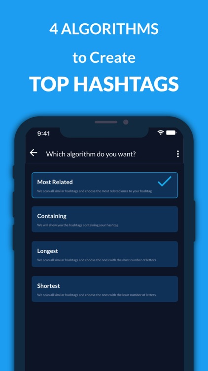 Hashtags Manager: AI screenshot-3