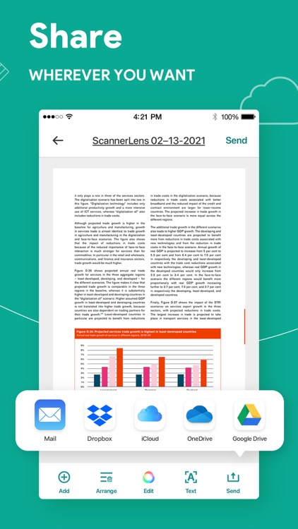Document scanner: ScannerLens screenshot-8