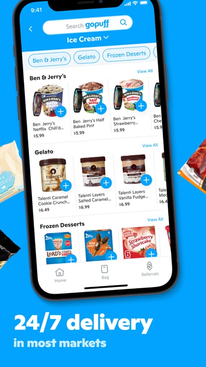 Gopuff—Alcohol & Food Delivery