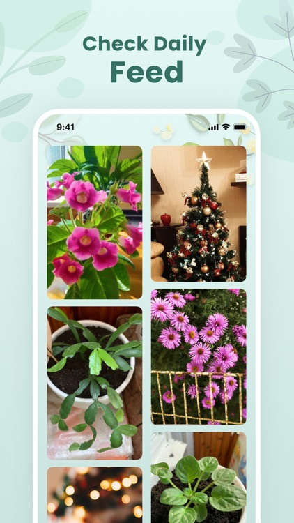 Flower plant ident and care screenshot-3