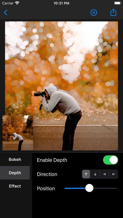Circle Bokeh - After Focus screenshot-3