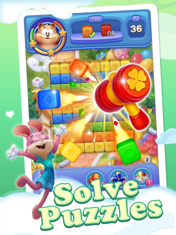 Blast Fever - Solve Puzzles screenshot 8